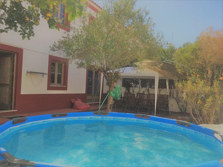 Get Lost In Milfontes Hostel(Casa completa)