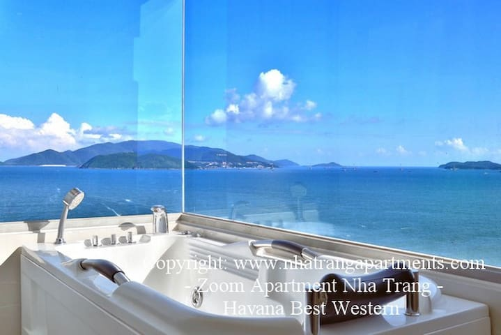 5*star Breathtaking CornerSeaview in center - tp. Nha Trang - Pis