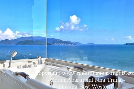 5*star Breathtaking CornerSeaview in center - tp. Nha Trang - Byt