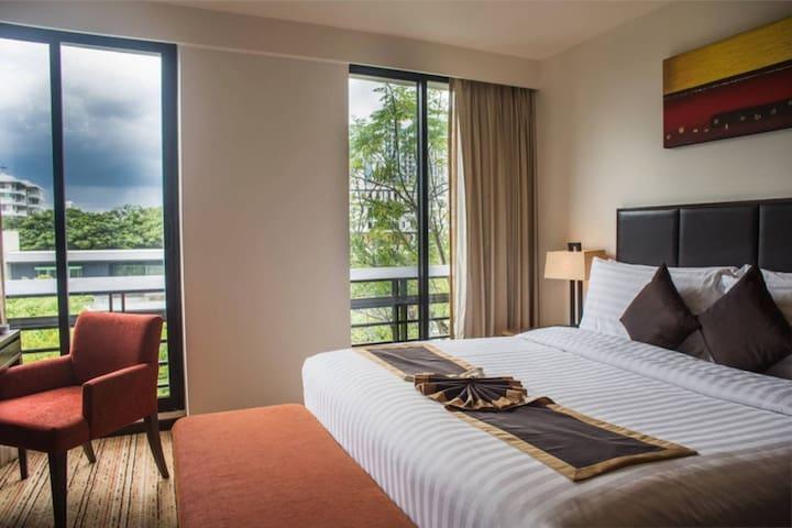 1 Bedroom Apartment - Bangkok - Departamento