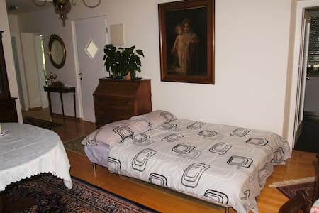 In a villa, comfortable sofa bed - Gargazzone