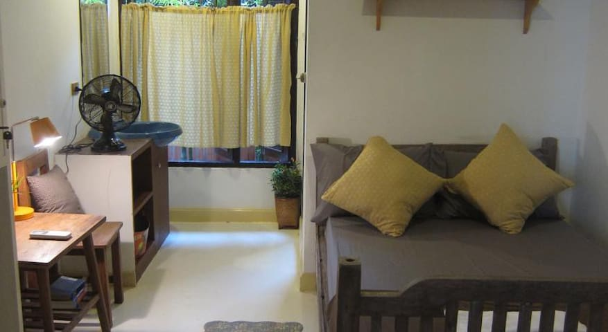 Cozy Single Room in Chiang Mai! - Amphoe Mueang Chiang Mai - Apartment