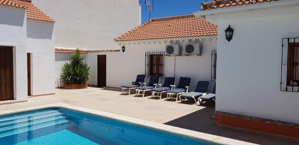 Casa Bella Obeilar Granada