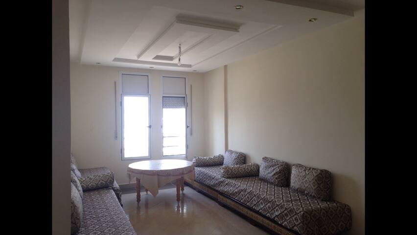 Appartement Cap DE  l'EAU, RAS EL MA proche SAIDIA