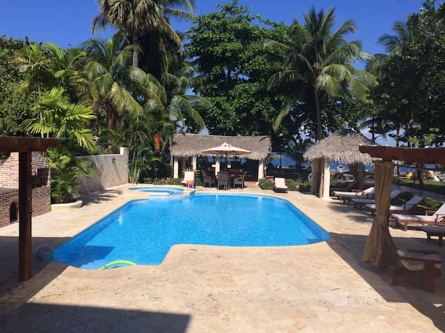 Villa Palmar de Ocoa - Azua - Hus