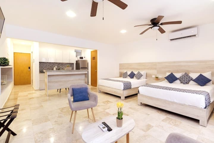 Luxury and New SUITE, 5th ave bis great location