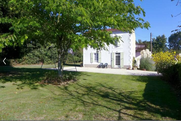 Gîte proche de La Rochelle