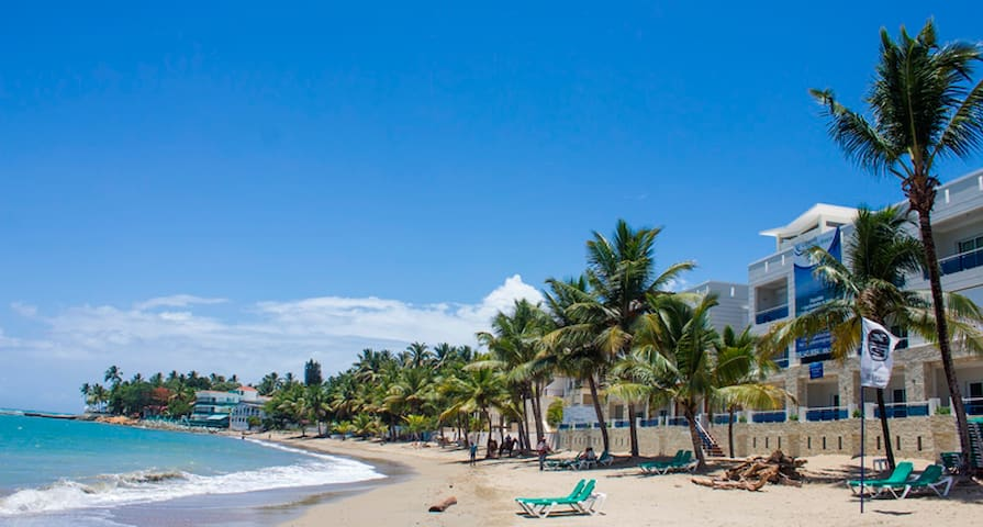 Morning Breeze Beachfront Condo in Cabarete - Cabarete - Byt