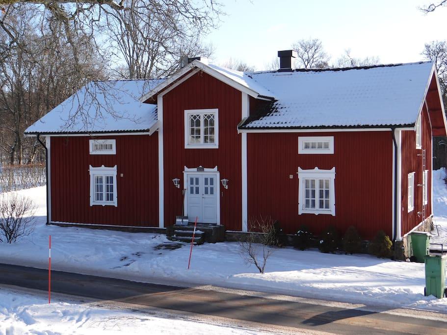 Smedsgården Wintertime