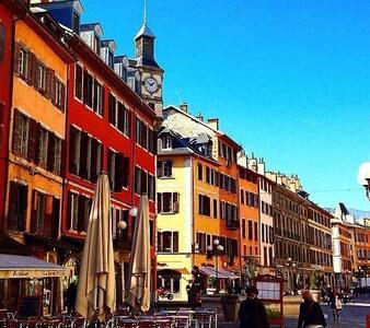 t 2 bis centre historique de Chambéry - Chambéry - 公寓