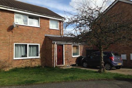 Family house, Ashford - Ashford - Talo