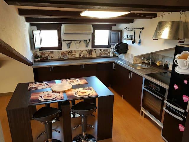 LOFT aguardillado! Provincia Girona - Banyoles - Lejlighed