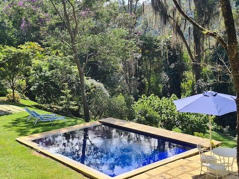 Casa da Márcia e Chico – Conforto em Teresópolis