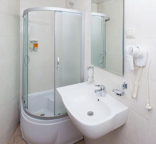 Ванная комната. Бизнес.