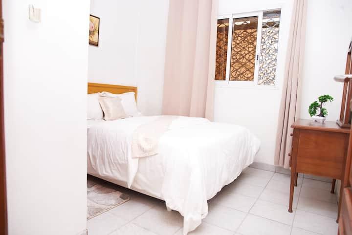 Appartement Bonanjo. RDC G
