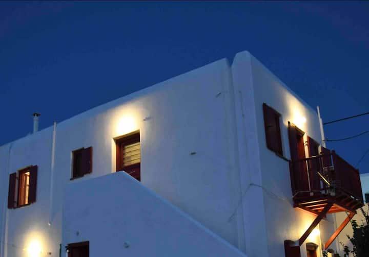 House in chora, kythnos greece 1st floor