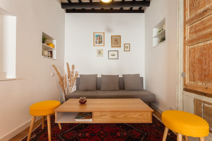 Lovely flat in the heart of Vejer - Vejer de la Frontera - Apartmen