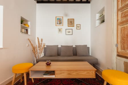 Lovely flat in the heart of Vejer - Vejer de la Frontera - Byt