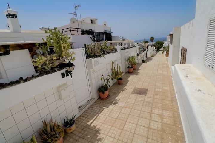 Casa El Sid (playa a 200m)