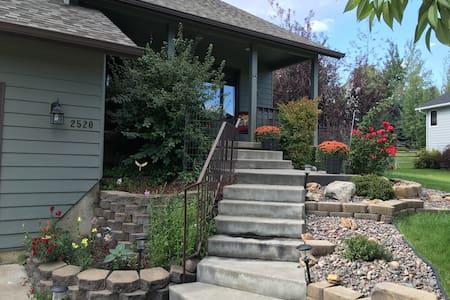 Grant Creek Comfort - Missoula - 独立屋