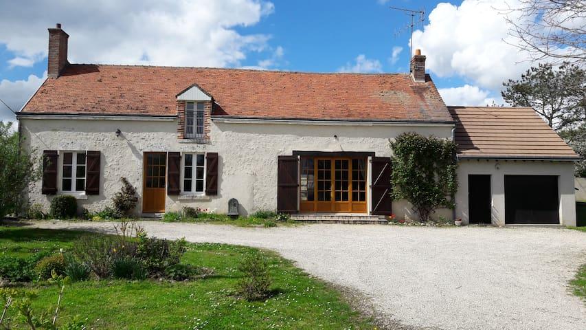 Maison de Charme type Longère Vallée de la Loire