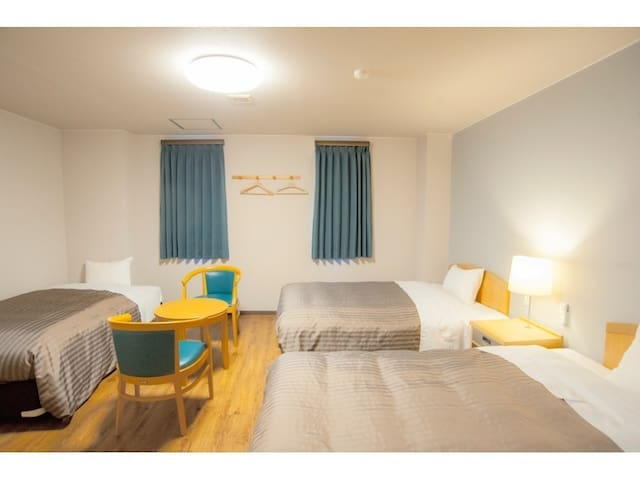 Cozy & Large Room - Free Parking - Max 5 people