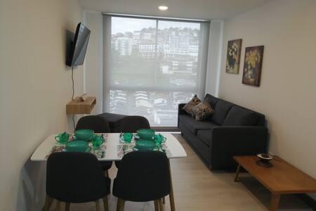 Apartamento acogedor estrategicamente ubicado NEW