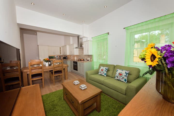 5 Bedrooms Apartment -APART HOTEL Beechwood House