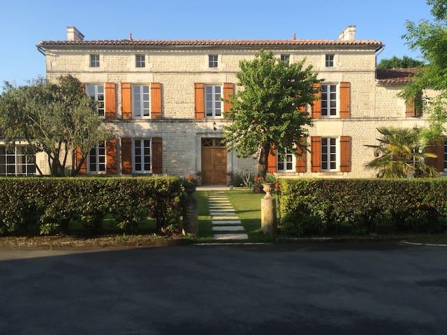 La Rançon - Courbillac - Дом