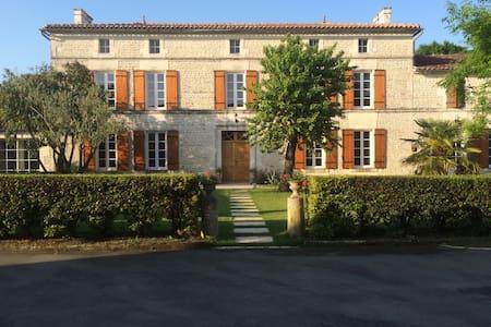 La Rançon - Courbillac - Dům