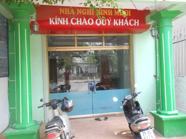 Local family - Binh Minh Homestay - tp. Bạc Liêu - Bed & Breakfast