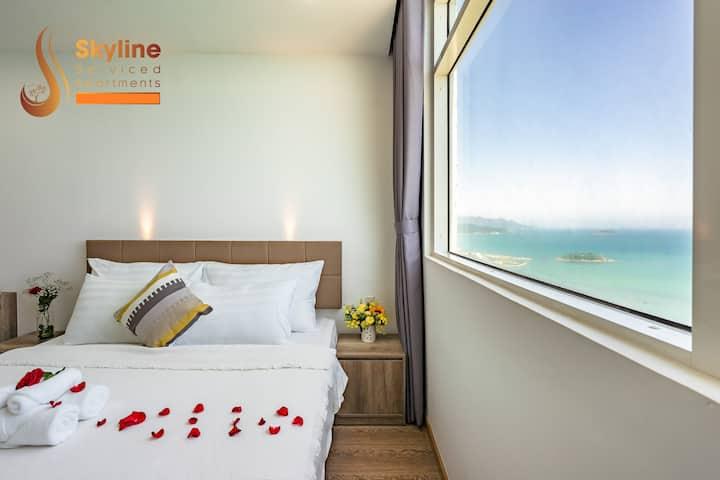 Apartment 2bedroom Seaview - The Skyline