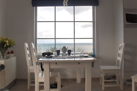 Charming summer house with sea views - Équihen-Plage - Cabana