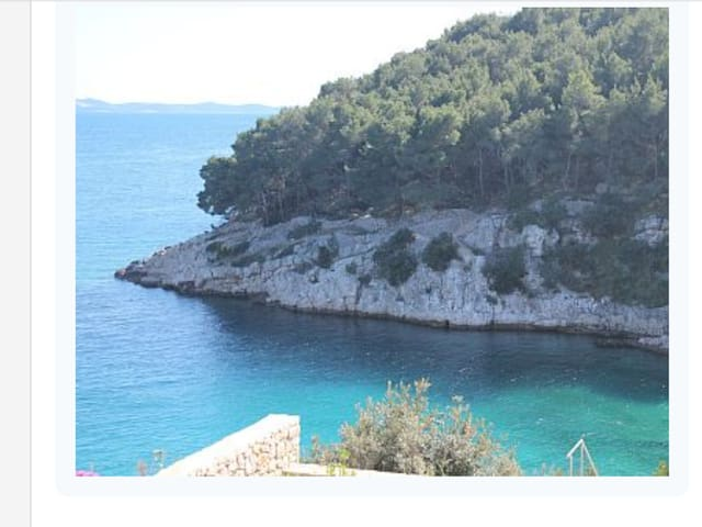 80 meters from beautiful clear sea