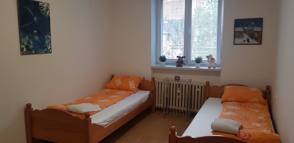 OSTRAVAK PRIVAT APARTMENT kousek od centra