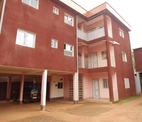 Guesthouse Bafoussam Cameroun