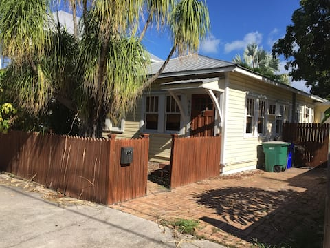 Live Like a Local in this Key West Conch Cottage