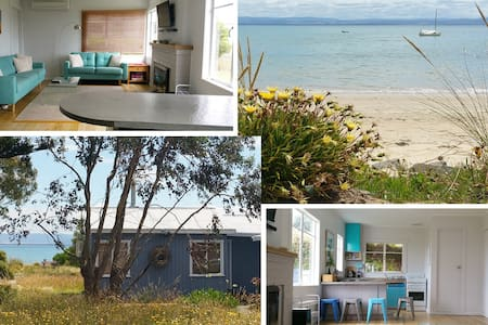 Cosy Beachfront retreat 20mins from Hobart CBD - Lauderdale - Hus