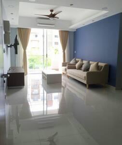 Luxury 2 Bedrooms, StarCity, Thanlyin - 양곤(Yangon)