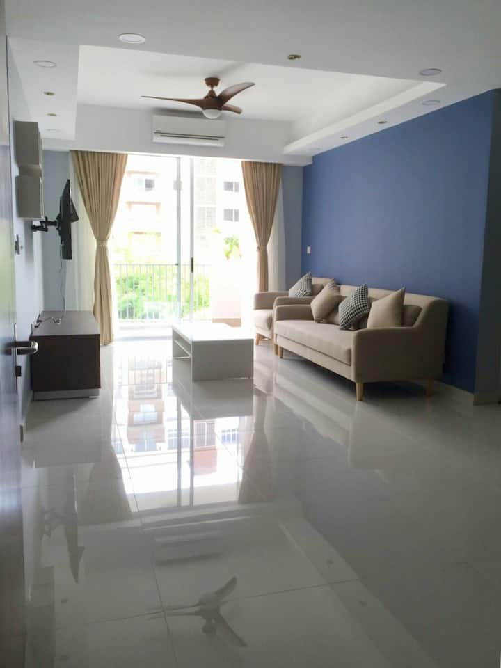 Luxury 2 Bedrooms, StarCity, Thanlyin