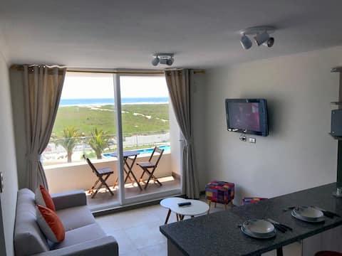 Vista al Mar y tranquilidad en La Serena