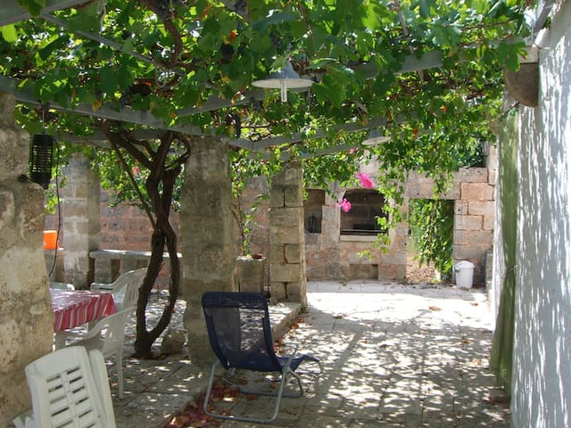 SALENTO - TRICASE Marina Serra, alloggio in villa. - Marina Serra - Leilighet