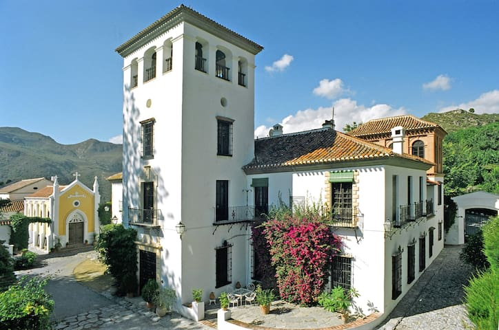 Beautiful country house - Granada - Otívar - Bed & Breakfast