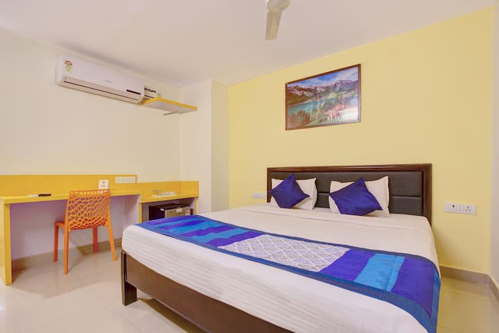 OYO 1BR Beautiful Stay In Gachibowli