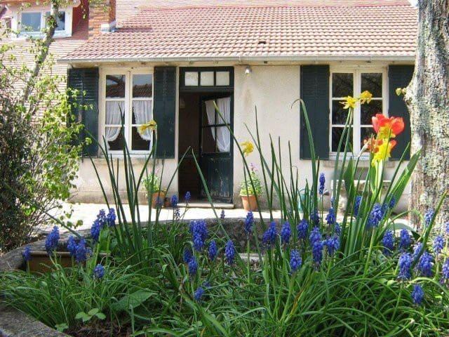 Maison de village 3 ch, 5 pers