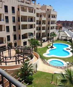 Apartamento en alquiler para 6 personas (4ºB) - Roquetas de Mar - Apartment
