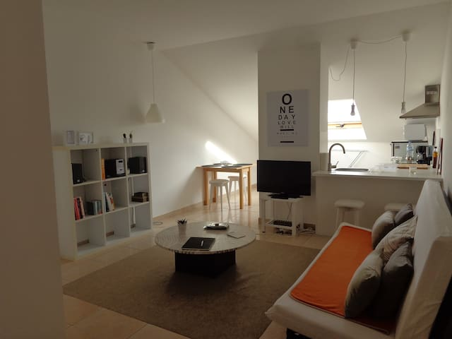 T1 apartment near Leiria downtown - Leiria