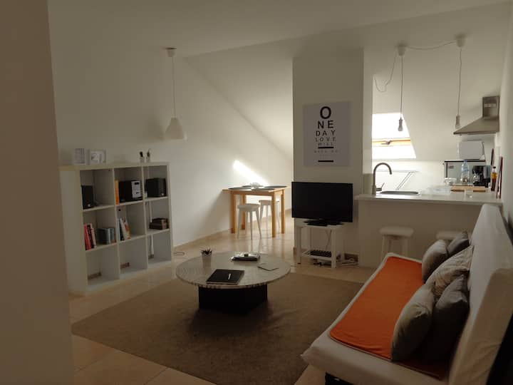 Cozy apartment near Leiria downtown