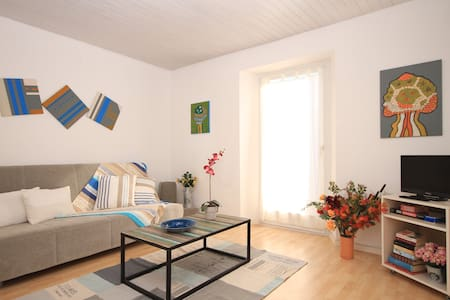 Vacation rental on lake Maggiore - Brissago - Dom