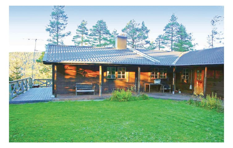 Holiday cottage with 2 bedrooms on 100m² in Kälarne